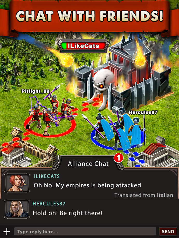 Game of War Image