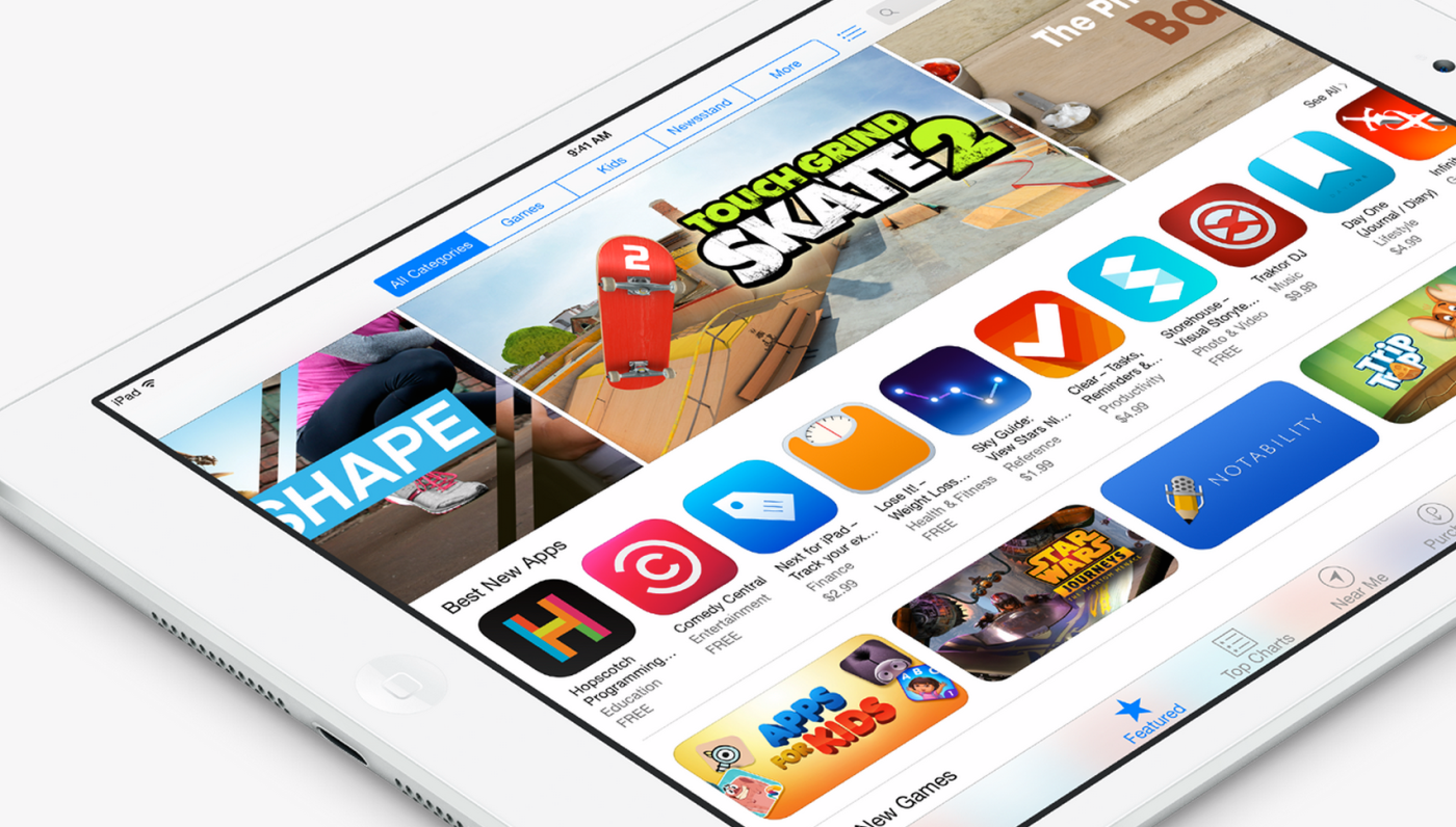 Apple Tips for Success on App Store