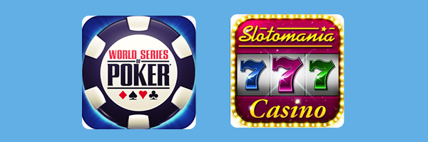 Caesars Entertainment World Series of Poker Slotomania Apps