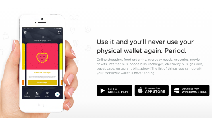 MobiKwik Funding Round Removes Need for Physical Wallets India
