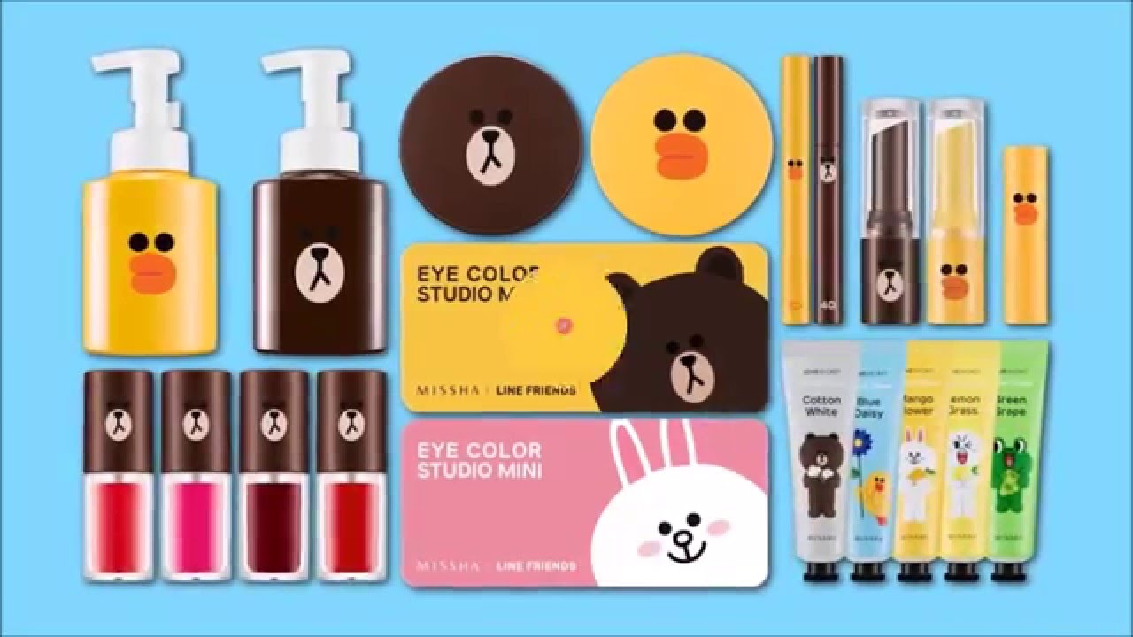 LINE Beauty Products