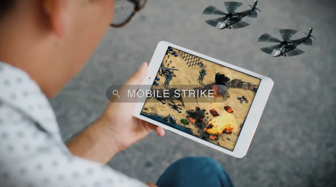 03 - Mobile Strike Video Ad