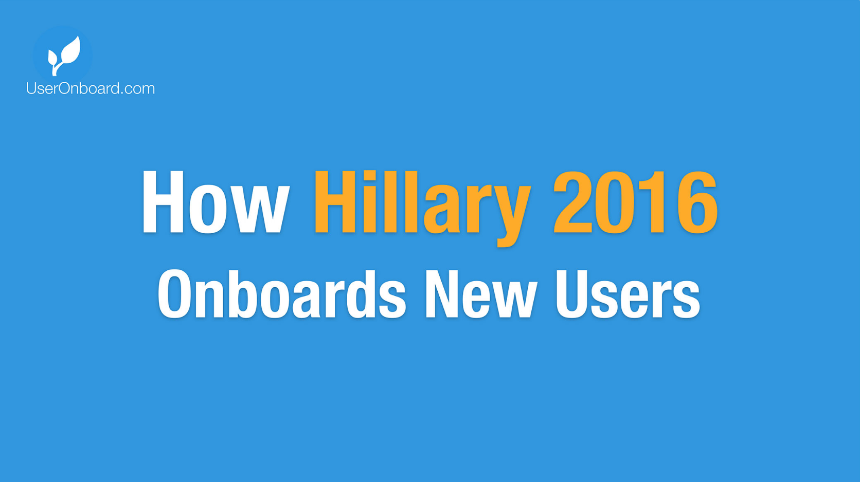 Onboarding Analysis Shows How Political Apps Can Incentivize Campaign Action