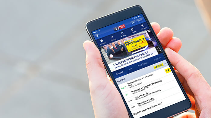 Sky Betting Customer Story