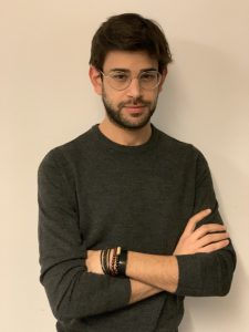 A photo of Kamal Slaoui, App Annie's lead analytics specialist.